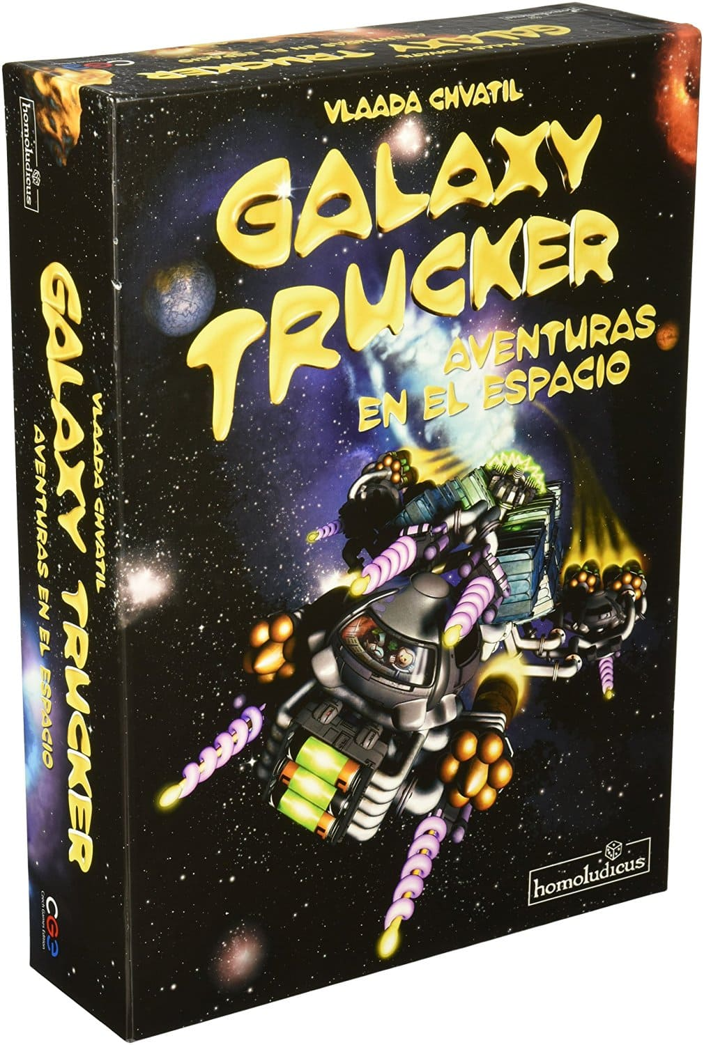 Galaxy Trucker - $44 on Amazon