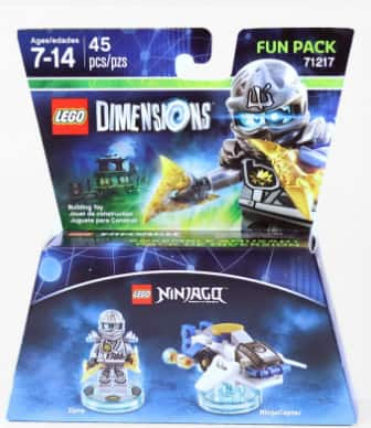 LEGO Dimensions Fun Pack - 2 for $5 at five Below - B&M and Online - Valid 10/19 - 10/21
