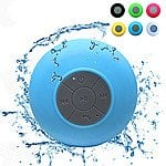 Bluetooth Shower Speaker $10 Shipped
