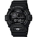Casio Men's GR-8900-1CR Tough Solar G-Shock Digital Display Quartz Black Watch $80.99 & FREE Shipping.