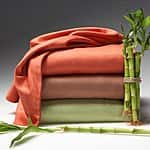 4-Piece Set: Hotel Organic Bamboo Bed Sheets Today: $18.99