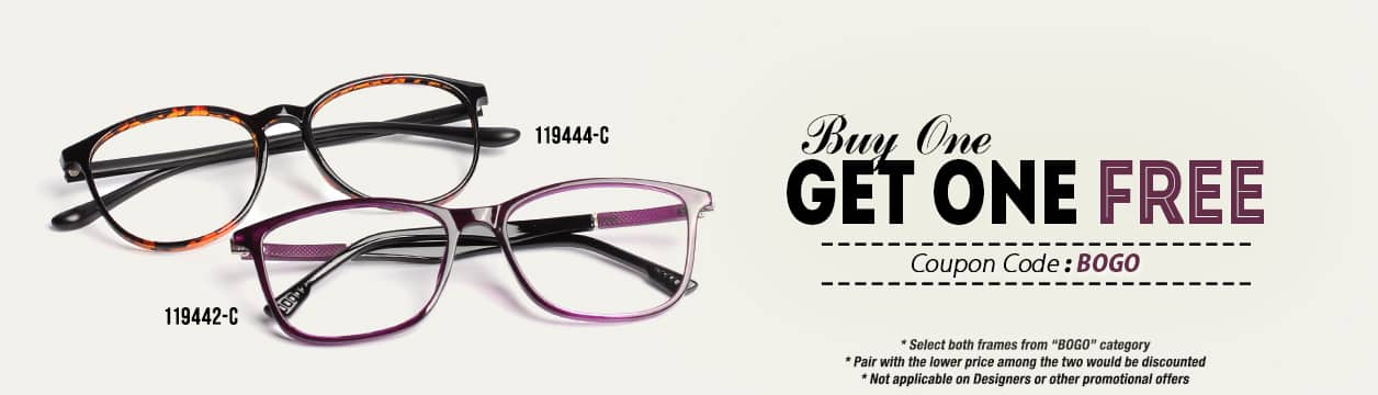 BOGO Perscription Eye Glasses 15.95 & Up + $5.95 Shipping @ Goggles4u.com Buy One Get One Free $15.95+