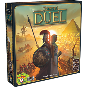 7 Wonders Duel Strategy Card Game $17.99