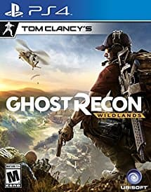Tom Clancy's Ghost Recon Wildlands (PS4 or Xbox One)  - $34.99
