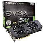 EVGA GeForce GTX 980 Superclocked ACX 2.0  $459.99 after MIR TIGERDIRECT