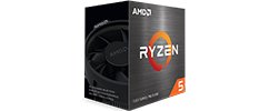 AMD RYZEN 5 5600X Processor - $299 + shipping $299.99