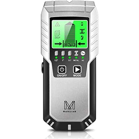 M Marsian 5-in-1 Wall Scanner with LCD Display + Free Shipping $18.89