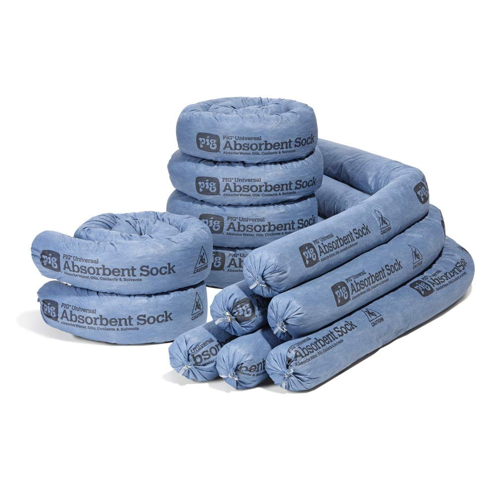 New Pig Mildew-Resistant Absorbent Sock+$35.93+FS