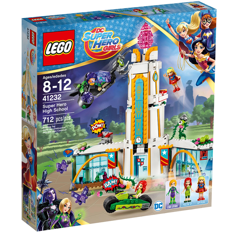 Lego Super Hero Girls Super Hero High School @ Target $24 YMMV