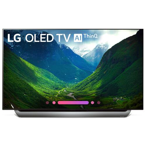 "Call-In: LG 4K OLED TV: 65"" OLED65C8P $2299, 55"" OLED55C8P $1549 (Until 6:30PM EST) + Free S&H + No Tax for Orders outside NJ"