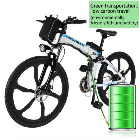 "26"" Folding Electric Mountain Bike - $330 + $310 Shipping at Walmart.com - Regular Price $3,000 - Clearance"