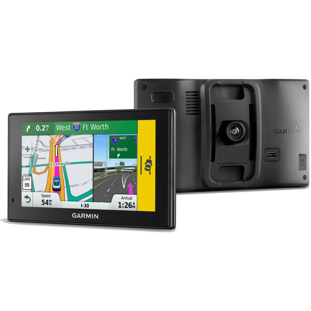 REFURBED Garmin 50LMT DriveAssist GPS Navigator Built-In Dash Cam Maps & Traffic - $99.99 + FS @ Ebay via BuyDig.com