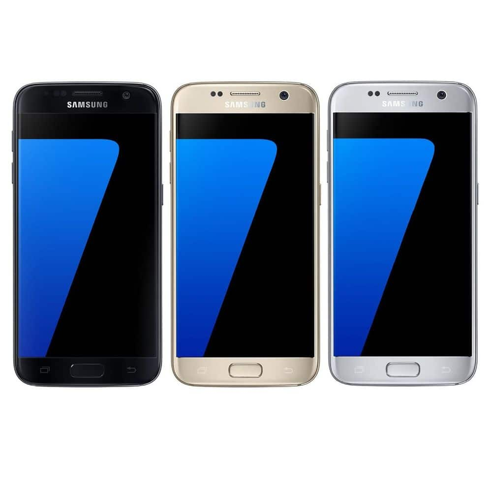 Samsung Galaxy S7 DUOS 32GB Unlocked GSM Octa-Core 4G LTE  New from Ebay for $490