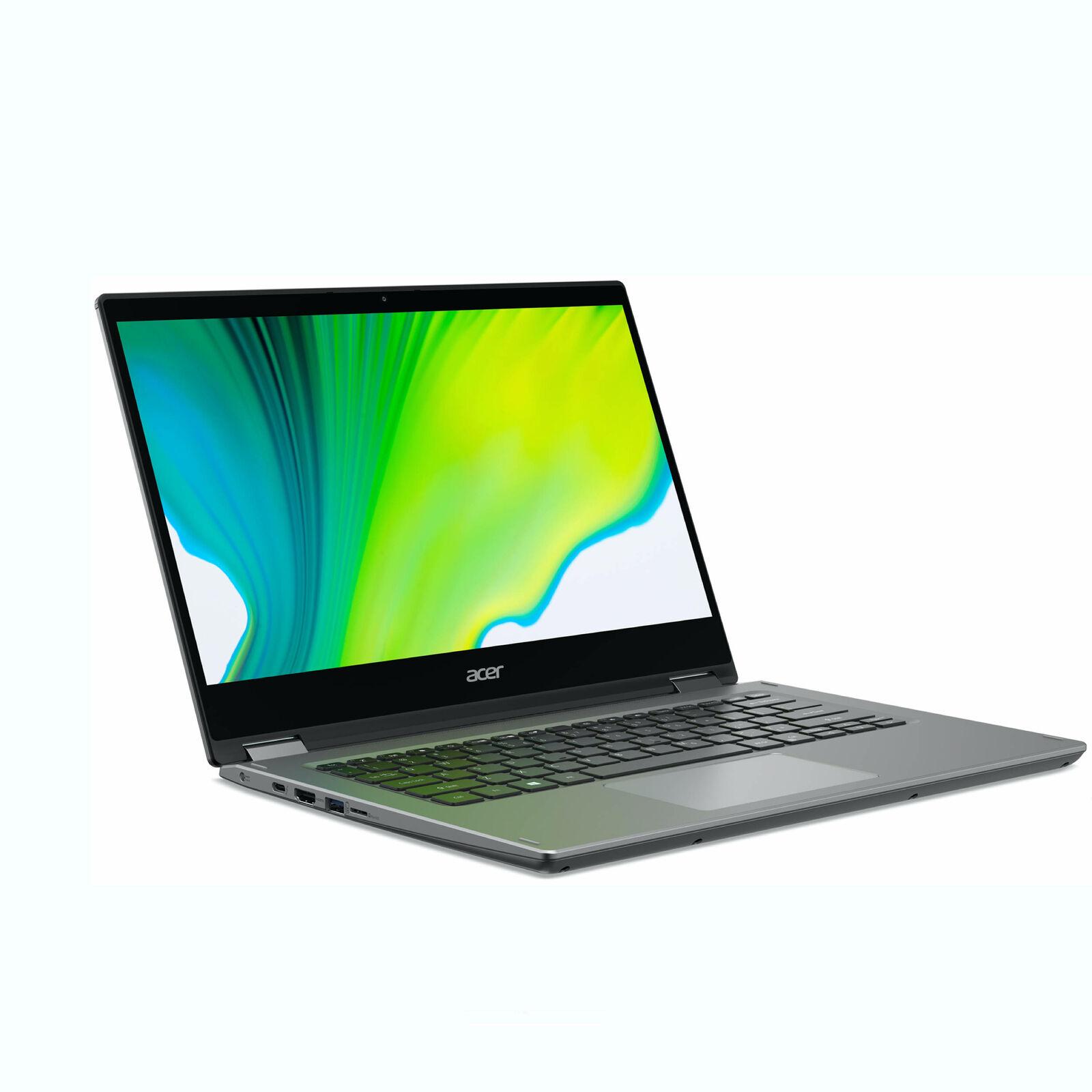 "Acer Spin 3 (Certified Refurbished) 14"" AMD Ryzen 3 3250U 2.6GHz 4GB Ram 128GB SSD $269.99"