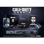 $30 or less 1080p Camera from Call of Duty; Prestige Edition PS3. by Amazon