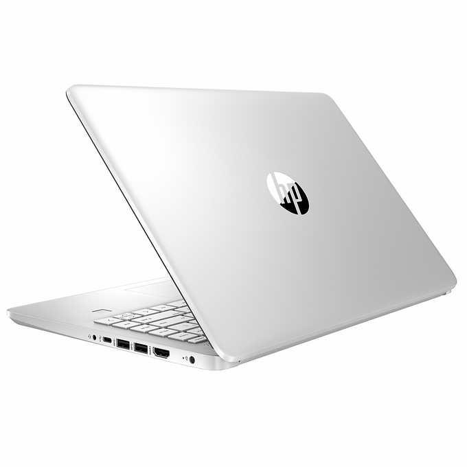 "HP 14"" Laptop - 11th Gen Intel Four Core i3-1125G4 - 1080p $400 $399.97"