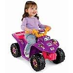 Fisher-Price Power Wheels Dora Lil Quad $59.99 + fs @amazon.com