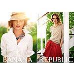 Extra 40% Off Women's Sale Styles | Banana Republic