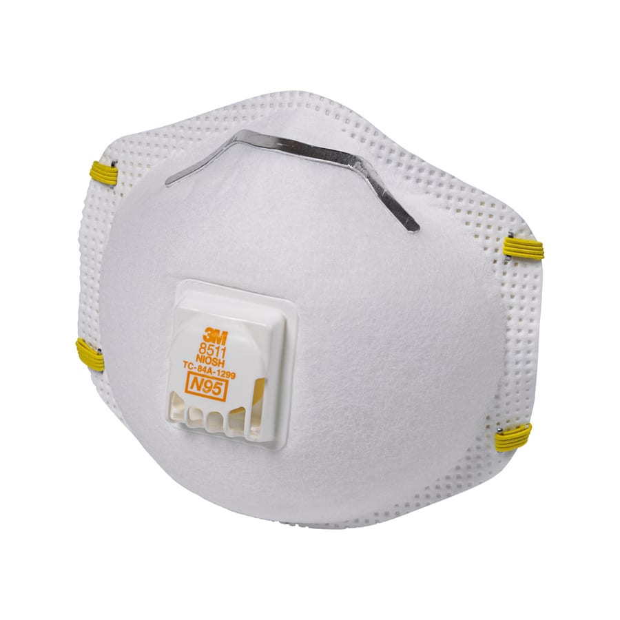 3M 3-Pack Fiberglass Safety Masks as low as 17 cents! YMMV