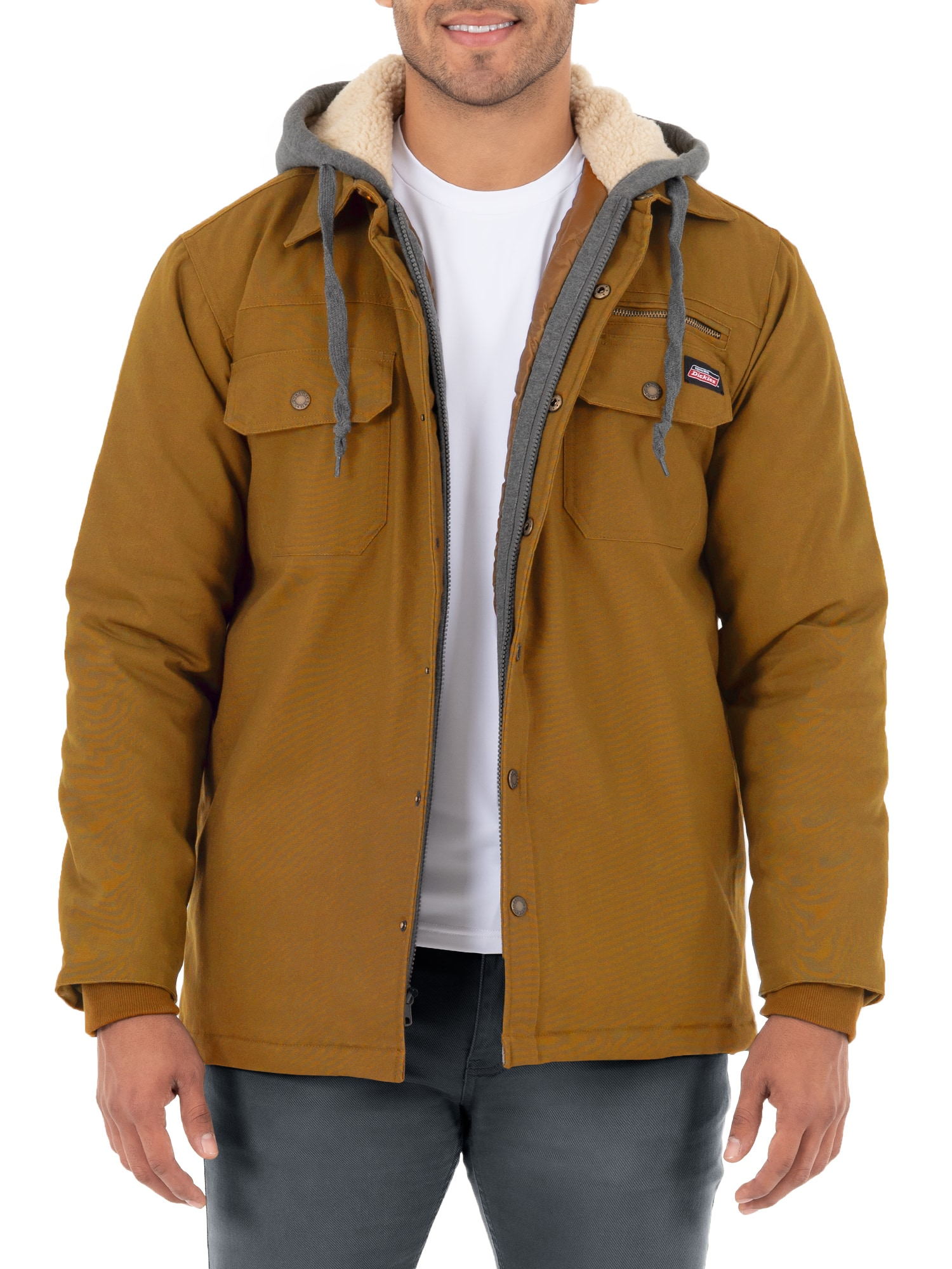 Dickies Men's Flex Canvas Jacket $7 YMMV
