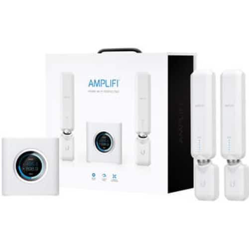AMPLIFI AFi AmpliFi Standard Home Wi-Fi Router with 2 Mesh Points $169.99