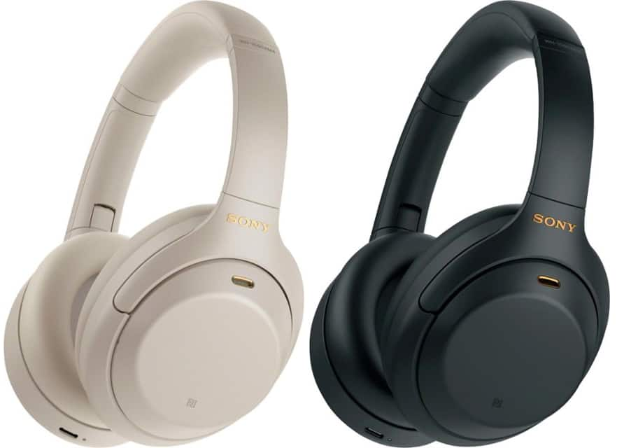Sony WH-1000XM4 Wireless, Noise Cancelling Headphones $278