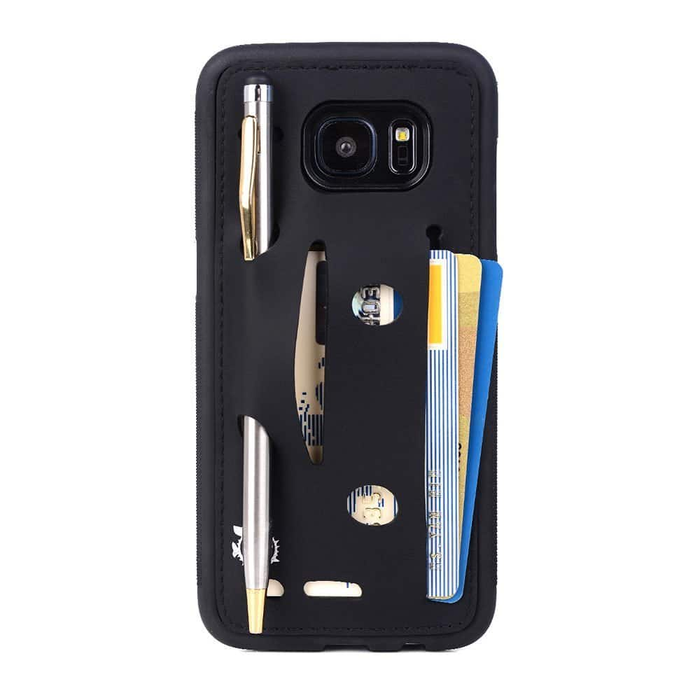 Kroo Wallet Cases for Samsung Galaxy Note 7, Galaxy S7 EDGE and Note 5 $1.00 + Free Shipping