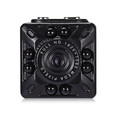KELIMA SQ10 Mini Spy Camera 1080P HD DVR with Night Vision $15.62