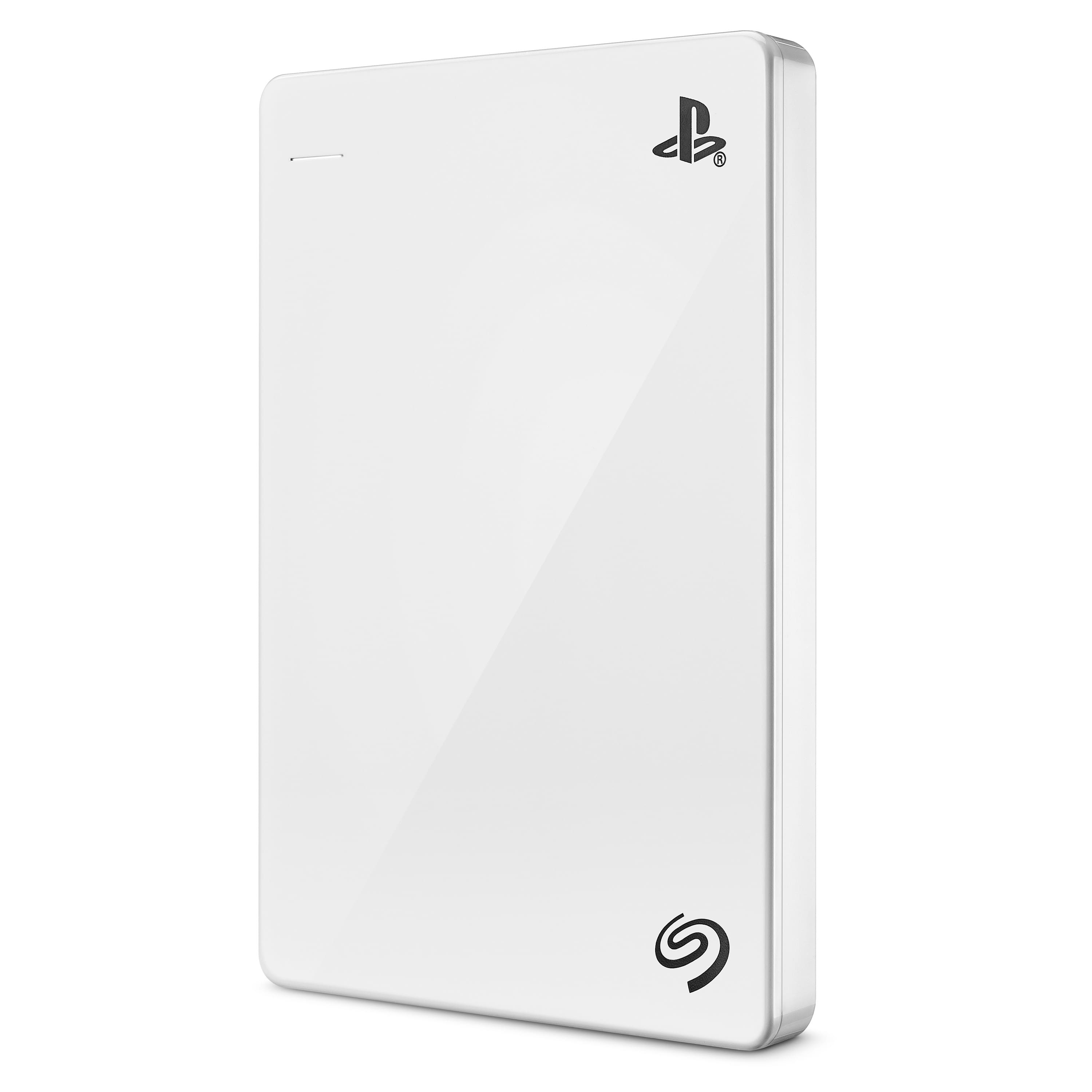 Seagate 2TB Game Drive for PlayStation 4 PS4 Portable External Hard Drive USB 3.0 (White) Officially Licensed $74.97