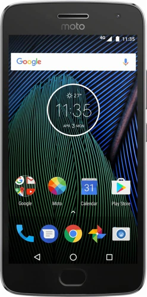 Motorola Moto G5 Plus Unlocked Smartphone: 32GB $199.99 / 64GB $249.99 - Best Buy