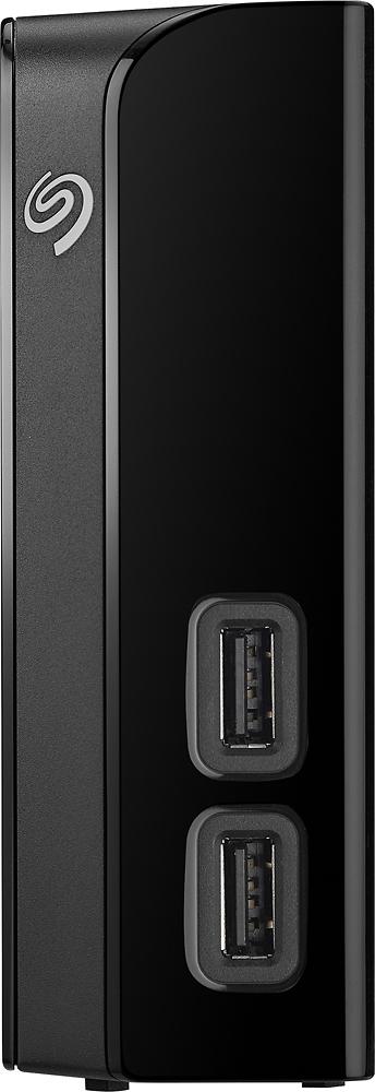 Seagate Backup Plus Hub 8TB External USB 3.0 Desktop Hard Drive ($16.25/TB) $130