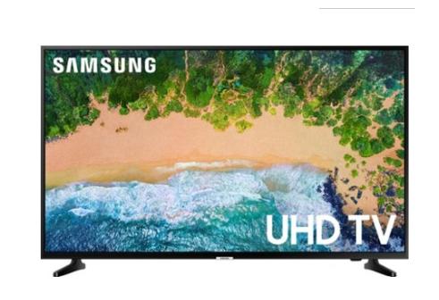 Samsung 65in nu6900 $469 (Open Box)