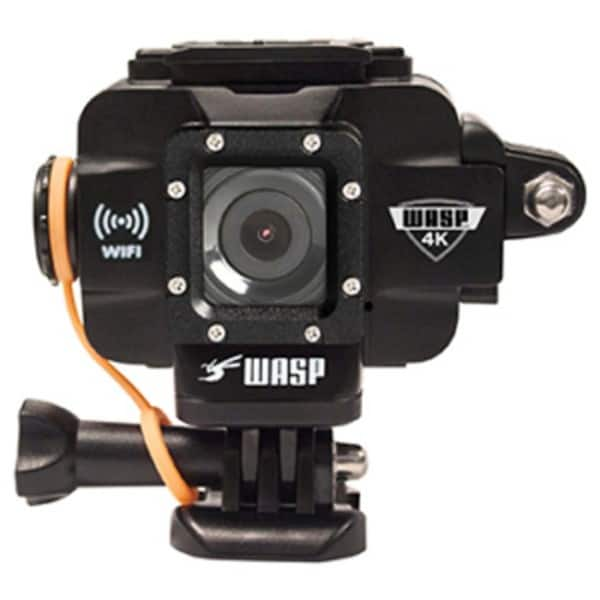 Waspcam 9907 4k action camera reduced from $299 to $129 ($99 in store, ymmv) at Scheels