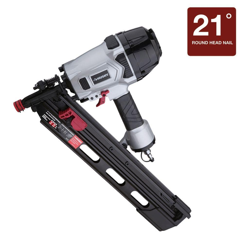 husky framing nailer home depot in store online 88 - Electric Framing Nailer