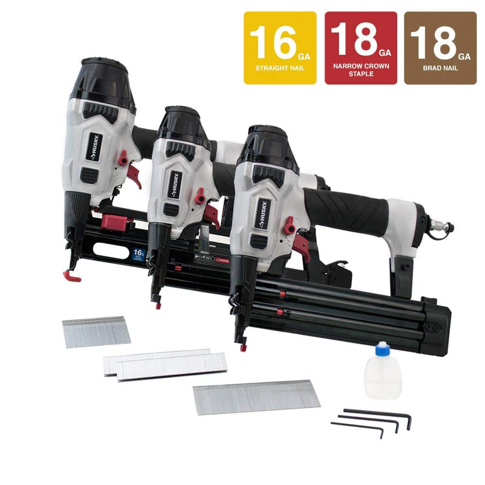 Home Depot Black Friday Pneumatic Nailer Sale! 11/24 - 11/29, UP TO 57% OFF!
