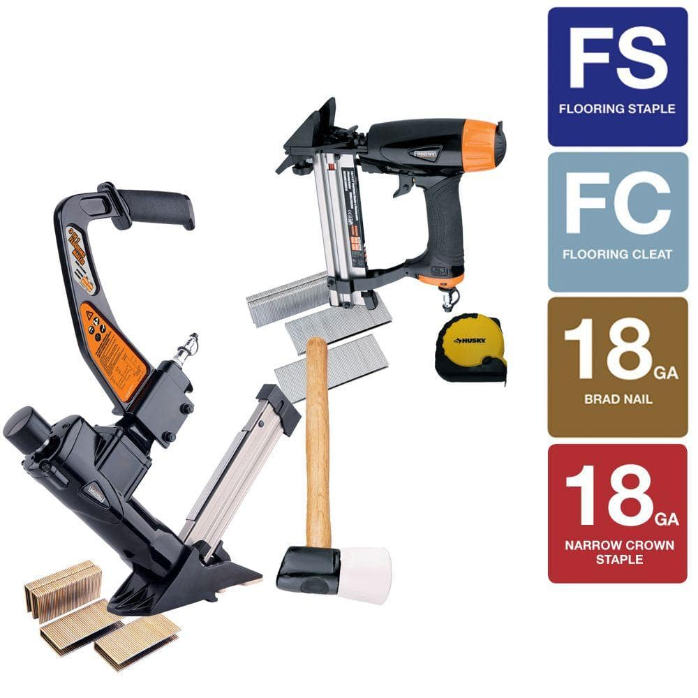 Home Depot Special Buy of the Day - Nailers - TODAY ONLY! Includes FREE Shipping