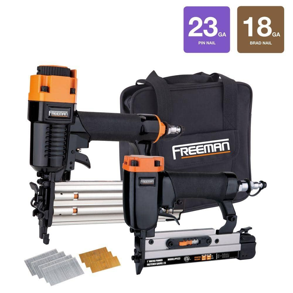Homedepot.com Pneumatic Nailer Deals thru 12/24/17 Estwing Professional Grade, HDX, Freeman with FREE shipping