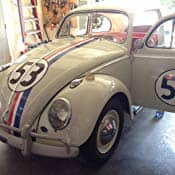 Herbie 4-movie DVD set: (Love Bug / Herbie Goes Bananas / Herbie Goes To Monte Carlo / Herbie Rides Again) - $7.49 Prime