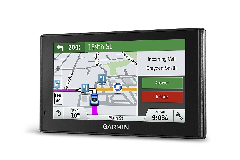 Amazon: Garmin 010-N1540-01 DriveSmart 60LMT GPS Navigator, 6.1 (Certified Refurbished) $76.88