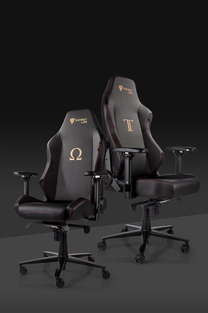 Secret Lab Chair - $100 Off Select In Stock Quantities