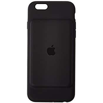 Official Apple Charcoal Gray Battery Case for iPhone 6, 6S, 7 for $80.41
