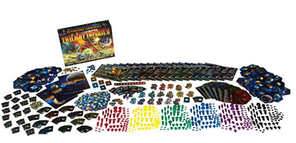 Twilight Imperium board game $90