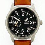 Techne Goshawk Automatic Watch, Sapphire, Date, 24hr $199 + FS