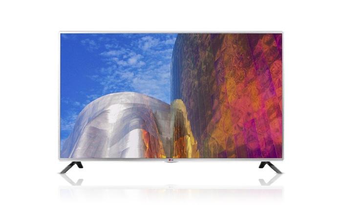 """LG 50"""" LED 120Hz 1080p Full-HD HDTV (50LB5900) - $499.99 +FS"""
