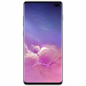Samsung Galaxy S10+ Black 128 GB (Unlocked) $599.99
