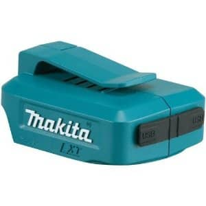 [AMAZON or Home Depot] Makita ADP05 LXT Lithium-Ion Cordless Power Source, 18V  $20 FS-Prime or FSSS (adapter turns Makita battery into a USB power charger  )