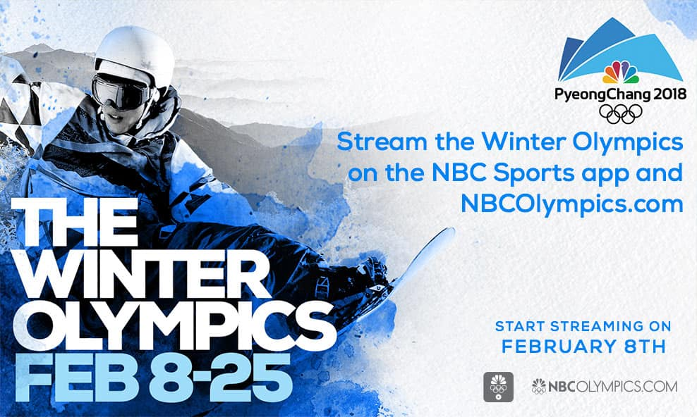 [Military/Vets] AAFES Customers - Free Access to NBC Olympic Streaming  FEB 8-25