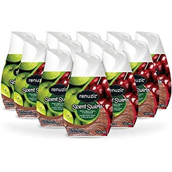 [AMAZON] Renuzit Scent Swirls Air Freshener Gel, Green Apple, Cherry & Sandalwood, 7 Ounces (12 Count) $5.42 FS with Prime