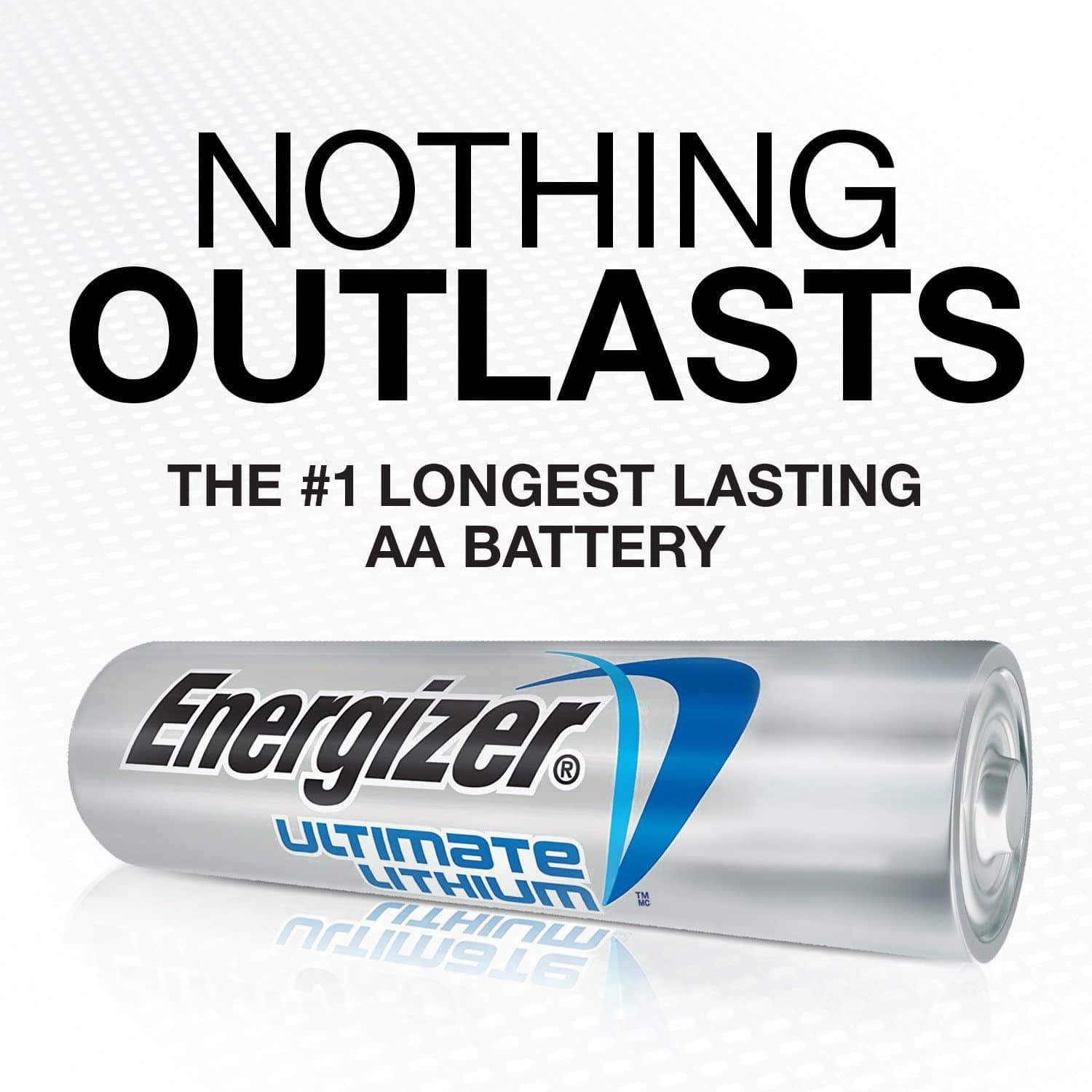 [Amazon] 24 battery count Energizer AA Ultimate Lithium $24.36 after S&S AC --$1.02 each