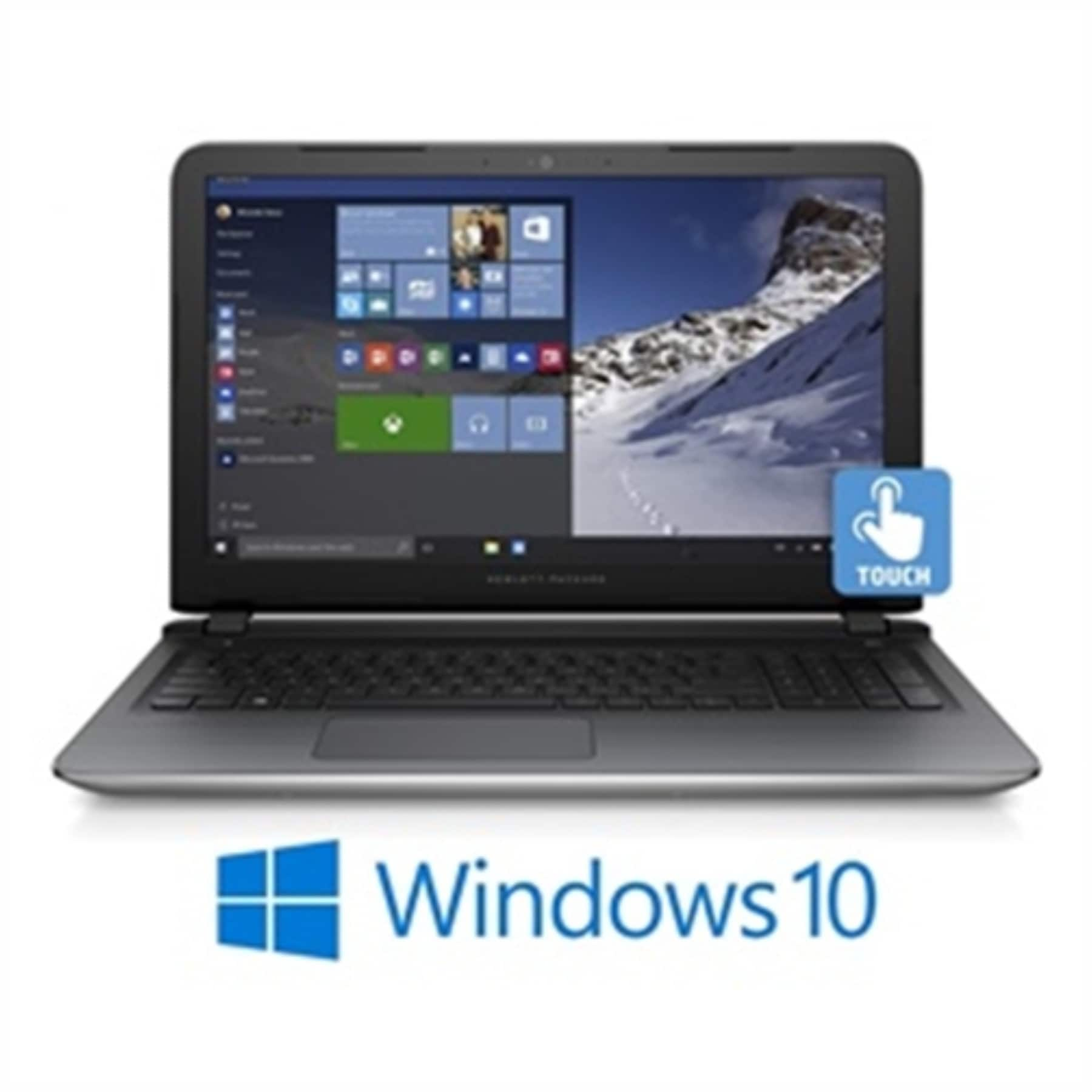 "HP 17-g133cl Quad-Core A10-8780p, 12GB, 17.3"" Full HD 1920x 1080 Touchscreen LED, Radeon 2GB, Backlit Keyboard, Win 10 Laptop (Refurbished) $473.73 FS"